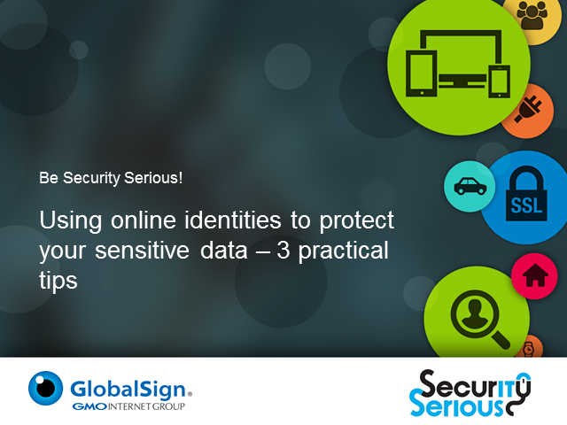 3 Ways to Protect Sensitive Company Data With Online Identities