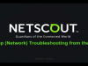 Stop (Network) Troubleshooting From the Hip