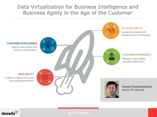 Business Agility Must Be Based on a New Flexible and Agile Data Approach