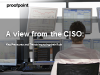 A view from the CISO: Key Pressures and Trends Impacting their Role