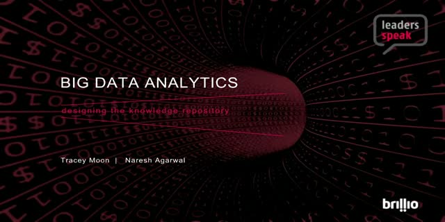 Big Data Analytics: Designing the Knowledge Repository