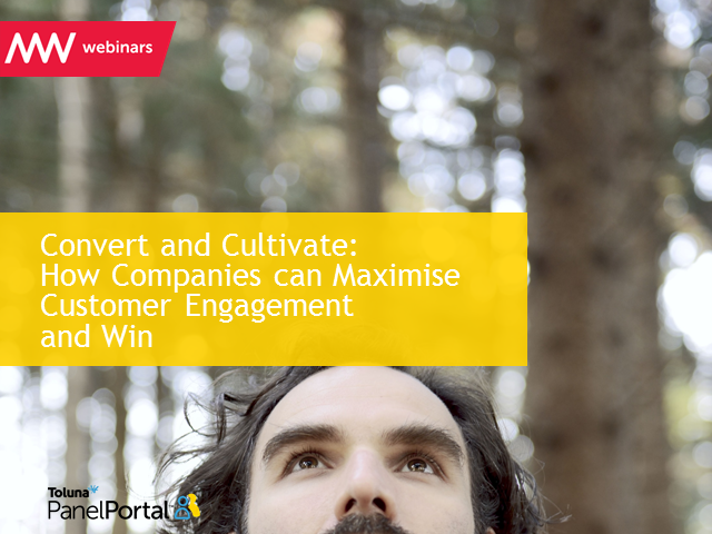 Convert and cultivate: how companies can maximise engagement with their customer