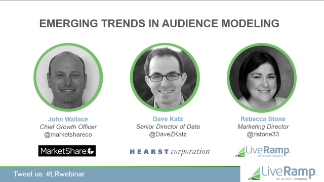 Emerging Trends in Audience Modeling