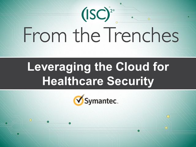Leveraging the Cloud for Healthcare Security