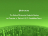 The State of Enterprise Endpoint Backup: Gartner's 2015 Capabilities Report