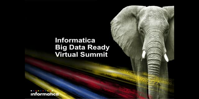 Informatica Big Data Ready Virtual Summit