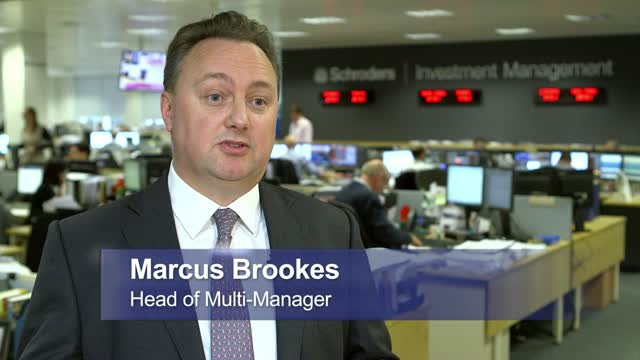 60 Seconds with Marcus Brookes
