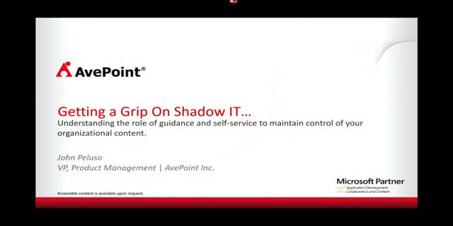 Getting a grip on shadow IT in the age of self-service technology