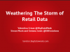 Weathering the Storm of Retail Data