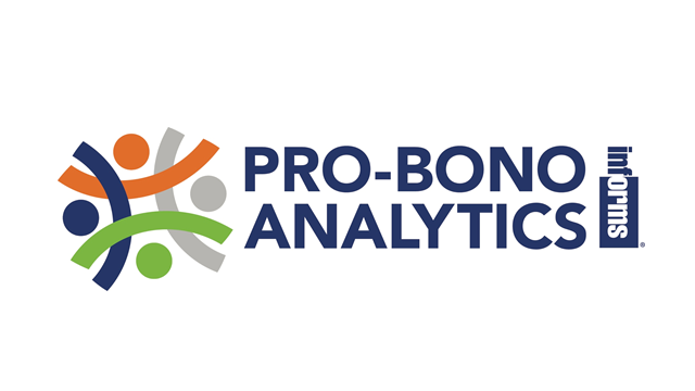 Pro Bono Analytics for Non-Profit Organizations