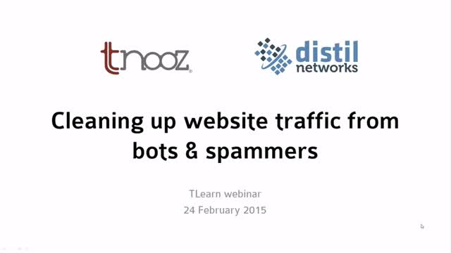 How to Clean Up Website Traffic from Bots and Spammers