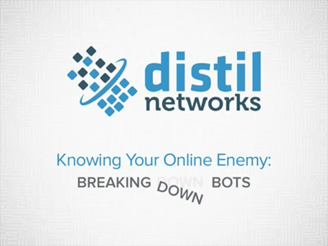 Knowing Your Online Enemy: Breaking Down Bots