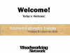 Kitchen Cabinetry Trends: Finishes & Colors for 2016