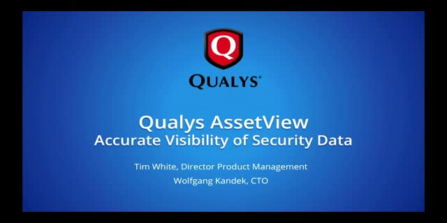 A New Level of Visibility And Certainty for Security Professionals