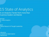 State of Analytics Webinar