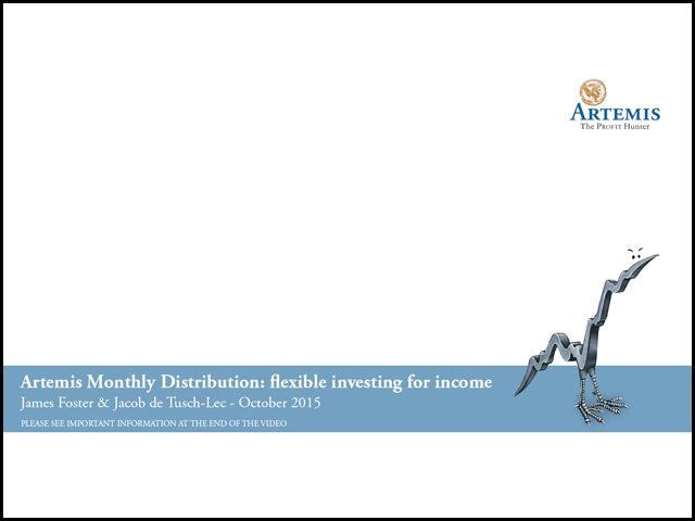 Artemis Monthly Distribution: flexible investing for income