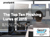 The Top Ten Phishing Lures of 2015