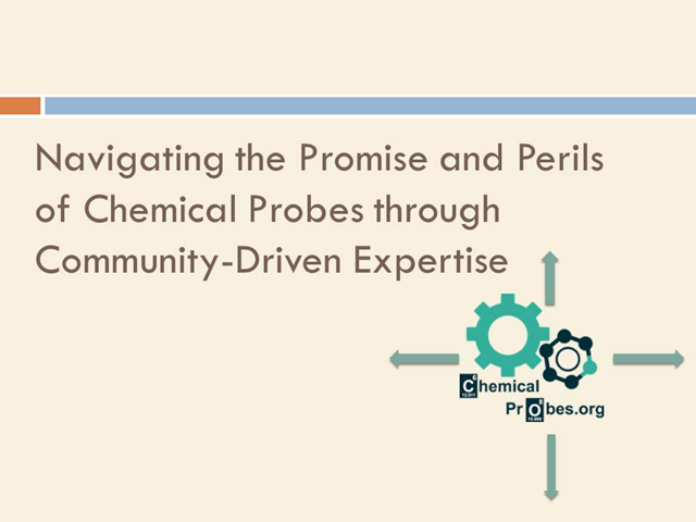Navigating the Promise and Perils of Chemical Probes