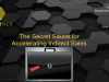 The Secret Sauce for Accelerating Indirect Sales