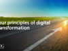 Four principles of digital transformation