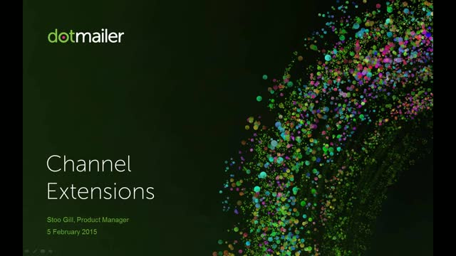 Doing multichannel marketing with dotmailer