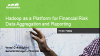 Better Financial Risk Management with Hadoop