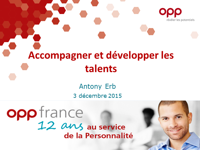 Accompagner les talents