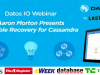 Aaron Morton Presents Scalable Recovery for Cassandra