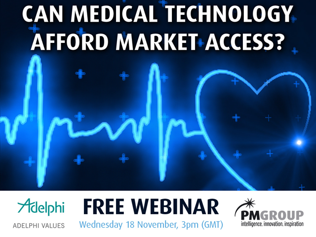 Can medical technology afford market access?