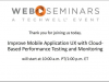 Improve Mobile Application UX with Cloud-Based Performance Testing & Monitoring