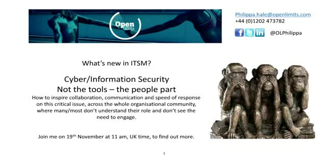 What's new in ITSM?