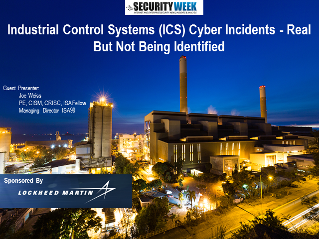Industrial Control Systems (ICS) Cyber Incidents - Real But Not Being Identified
