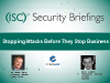 Stopping Attacks Before They Stop Business