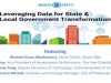 Leveraging Data for State and Local Government Transformation