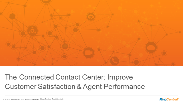 Integrated/Multi-Channel Contact Center: Improve Customer Satisfaction & More