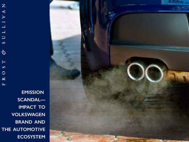 Impact of the Emission Scandal on the Volkswagen Group