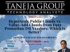 Hyperscale Public Cloud vs Value-Add Cloud from DP/DR Vendors: Which is Better?