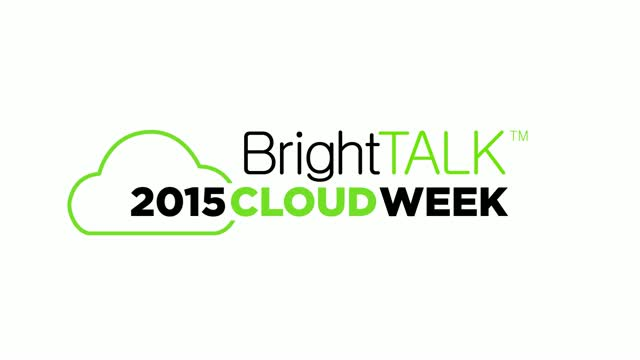 Cloud Week 2015