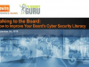 Talking To The Board: How To Improve Your Board's Cyber Security Literacy