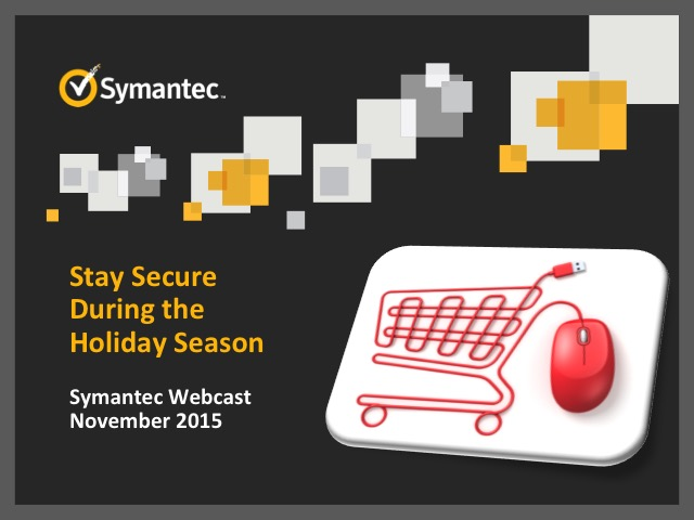 Stay Secure During the Holiday Season (APAC)