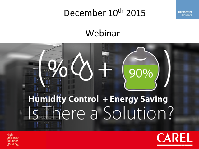 Humidity Control + Energy Saving: Is There a Solution?