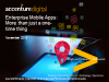 Enterprise Mobile Apps: More Than Just A One-Time Thing