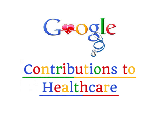 Google: Contributions to Healthcare