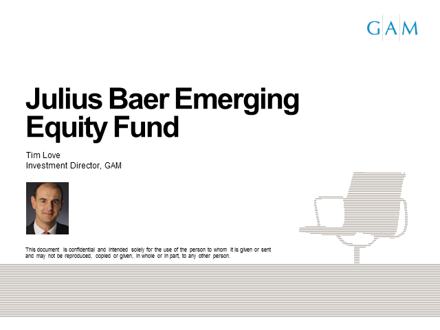 JB Emerging Equity Fund