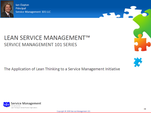 Lean Service Management™