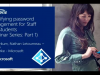 Simplifying Password Management For Teachers And Students