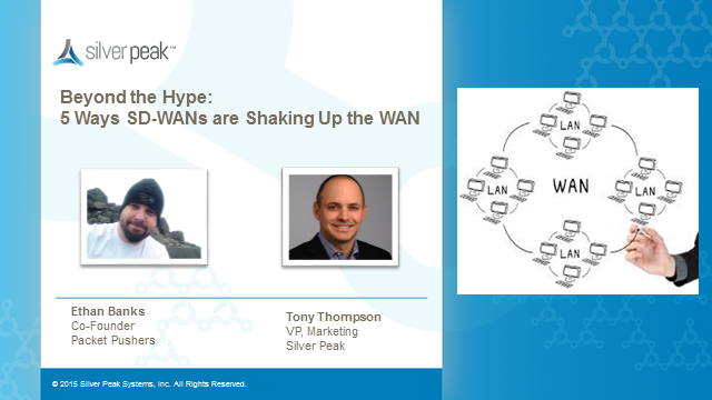 Beyond the Hype: 5 Ways SD-WANs are Shaking up the WAN