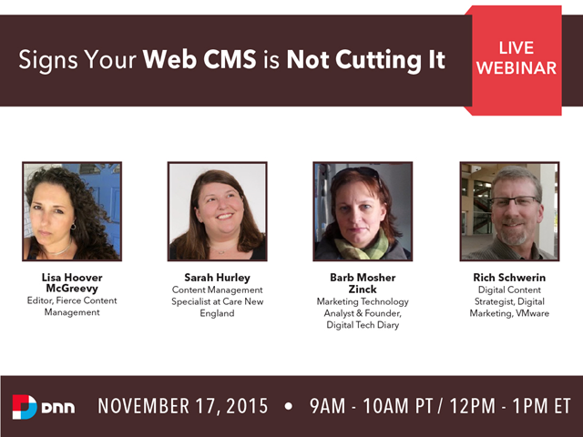 Signs Your Web CMS is Not Cutting It!