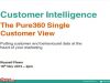 Customer Intelligence: The Pure360 Single Customer View