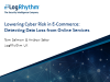 Lowering Cyber Risk in E-Commerce: Detecting Data Loss from Online Services